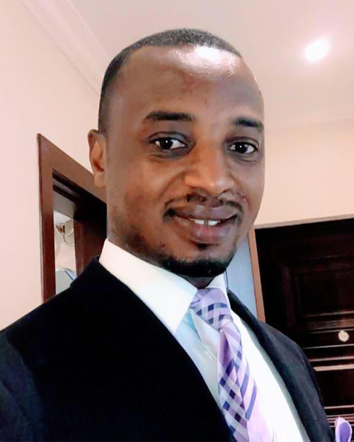 Joseph Mensah Jnr